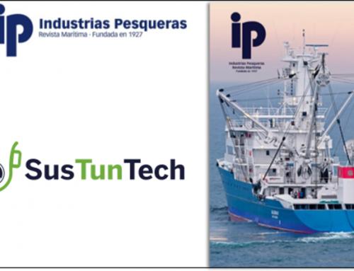 SusTunTech in Industrias Pesqueras magazine