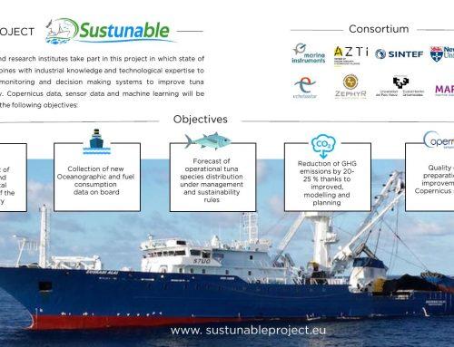 Sustuntech project in Euronews