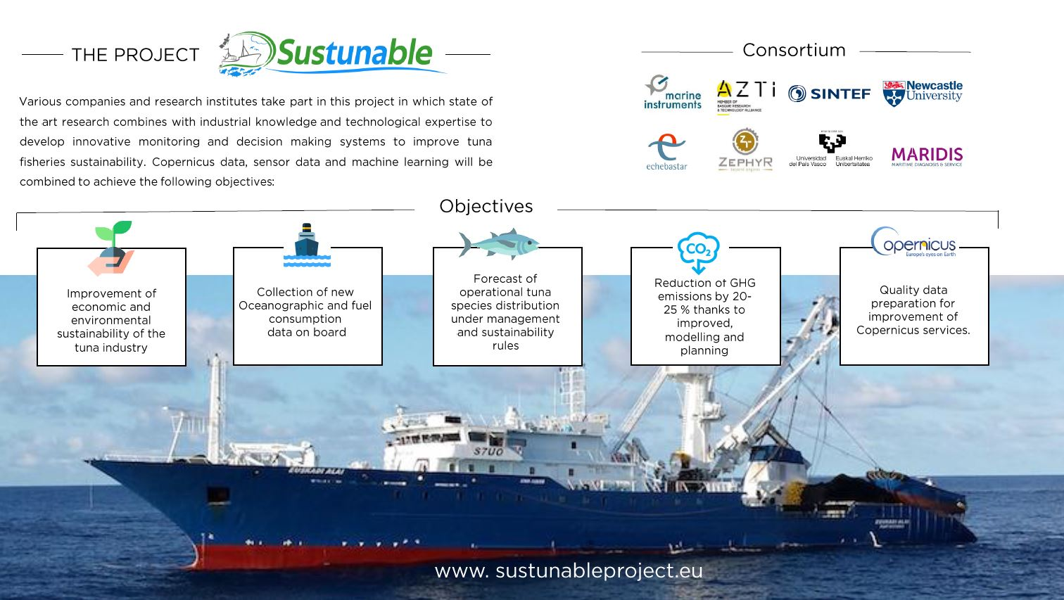 sustuntech project overview