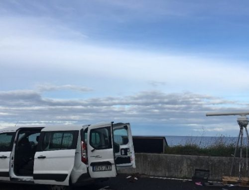 New marine radar installed in the Basque coast