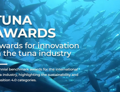 Sustuntech Project nominees for the Tuna AWARDS in Spain