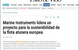 Faro de vigo article