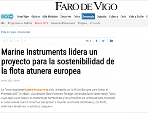 Sustuntech project in a Spanish newspaper