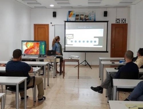 Conference on MarineView innovations in Gandía