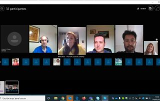 Kick-off meeting Sustuntech