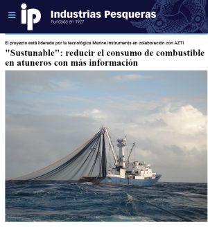 IP News - sustuntech article