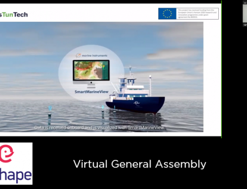 Sustuntech at the E-shape Virtual General Assembly